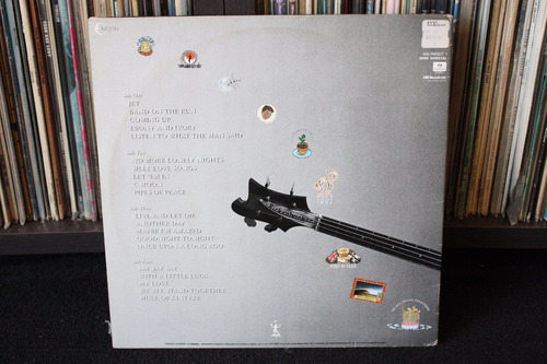 paul mccartney all the best !  lp