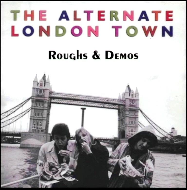 Paul Mccartney - Alternate London Town Roughs & Demos