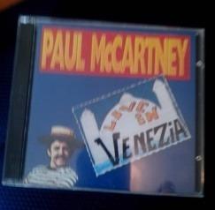 **paul mccartney (beatles)** **venezia 1976**