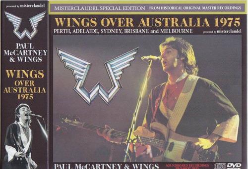 **paul mccartney (beatles)**  **wings over australia 1975**