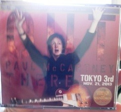 **paul mccartney (beatles)**out there in tokyo 3nd night**