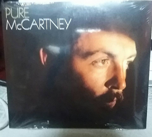 paul mccartney - pure mccartney (cd duplo) lacrado