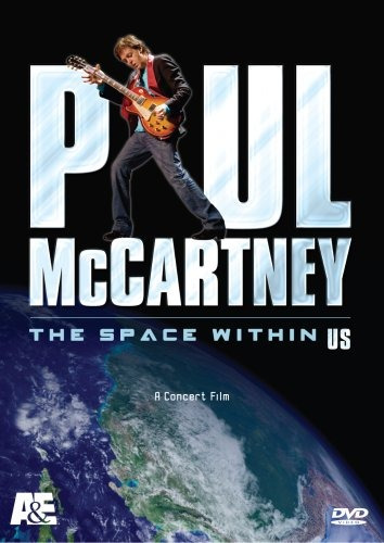 paul mccartney the space within us dvd concierto