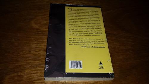 paul mccartney - uma vida - peter ames carlin - livro novo