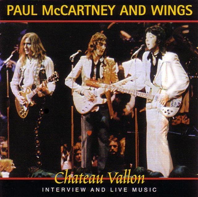 Paul Mccartney & Wings Bootleg Chateau Vallon 1cd