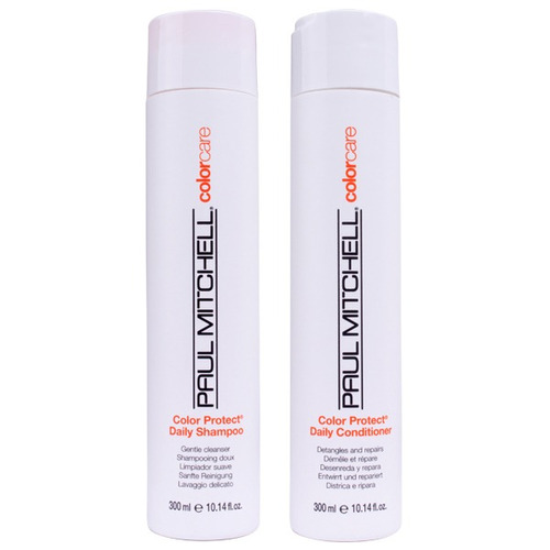 paul mitchell color care color protect combo