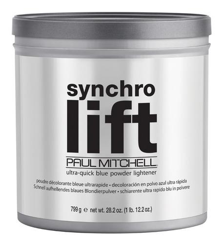 paul mitchell decolorante synchrolift 800 gr. y 2 oxidantes.
