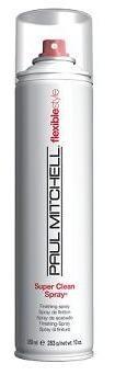 paul mitchell flexible style super clean spray 359ml