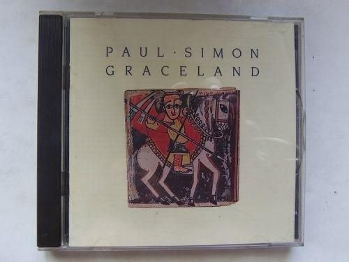 paul simon graceland cd original hecho en usa
