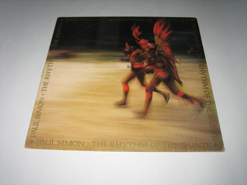 paul simon - the rhythm of the saints - 1990 - lp