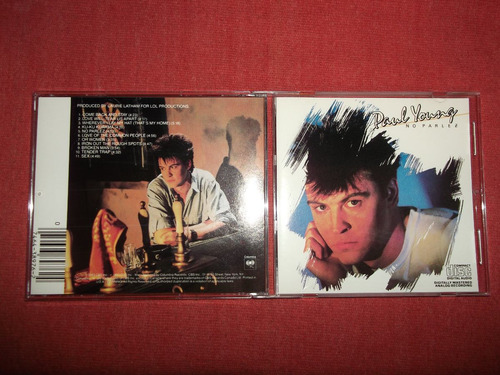 paul young - no parlez cd usa ed 1990 mdisk