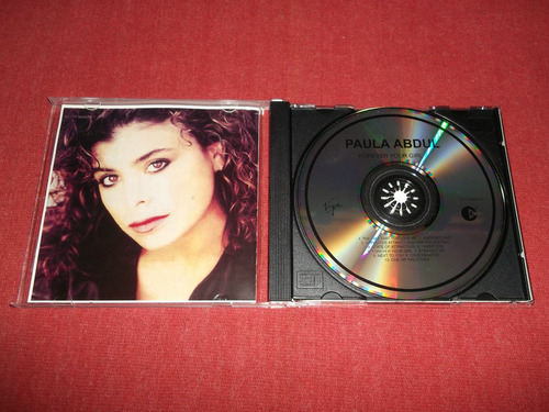 paula abdul - forever your girl cd nac ed 1998 mdisk