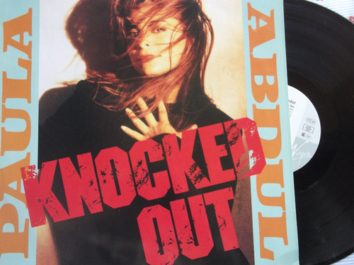paula abdul -knocked out/ straight up/ remix- allemagne