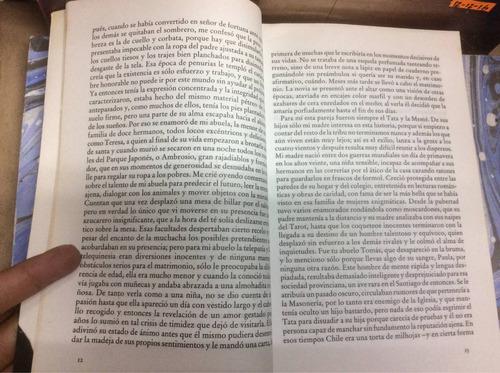 paula - isabel allende - plaza y janés. novela.