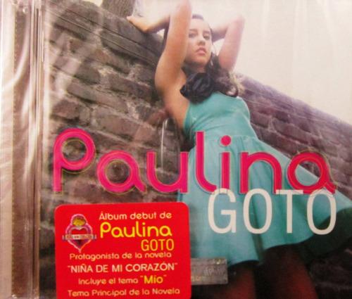 paulina goto - album debut eme 15 nuevo cerrado