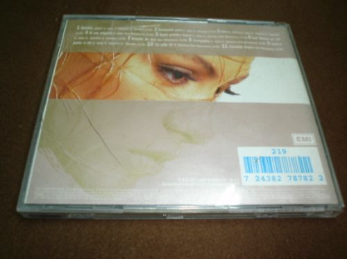 paulina rubio - cd album - 24 kilates * mmu