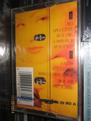 paulina rubio. la chica dorada. cassette.nuevo sin abrir