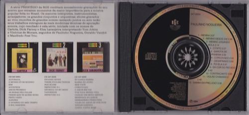 paulinho nogueira - cd prestígio 4