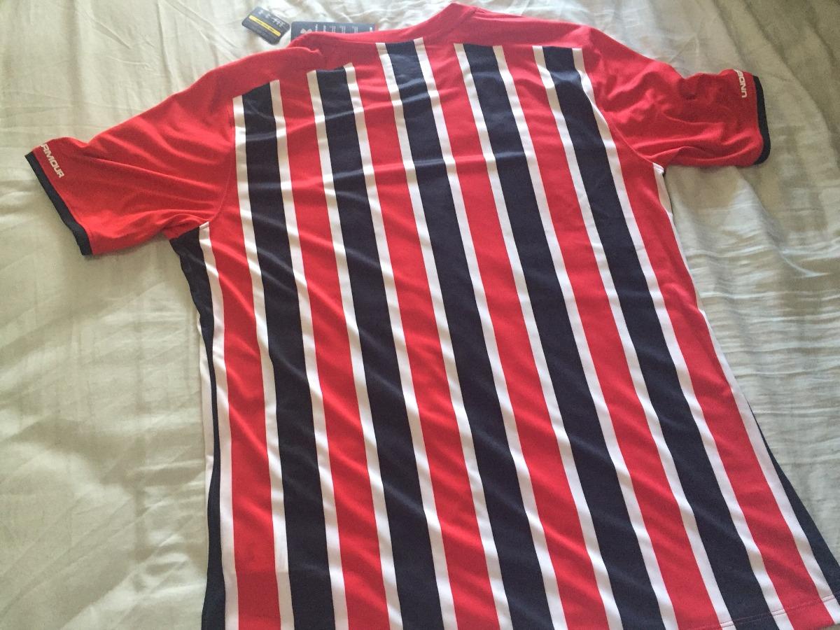 d52e0e0481d Camisa São Paulo Despedida Rógerio Ceni Camisa Tricolor. - R  159