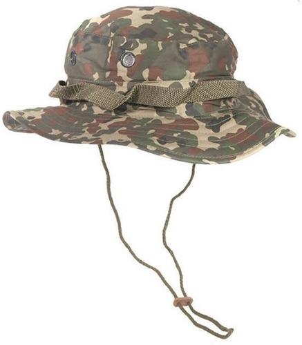 pava mil tec militar en drill color flecktarn aleman