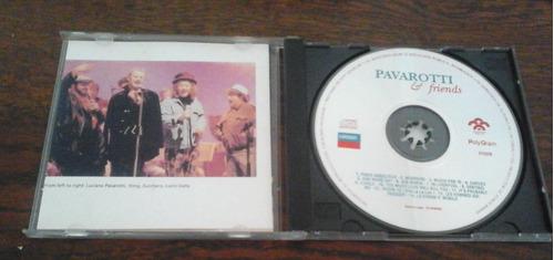 pavarotti & friends original cd