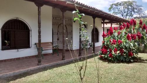 pavas / la cumbre casa campestre venta