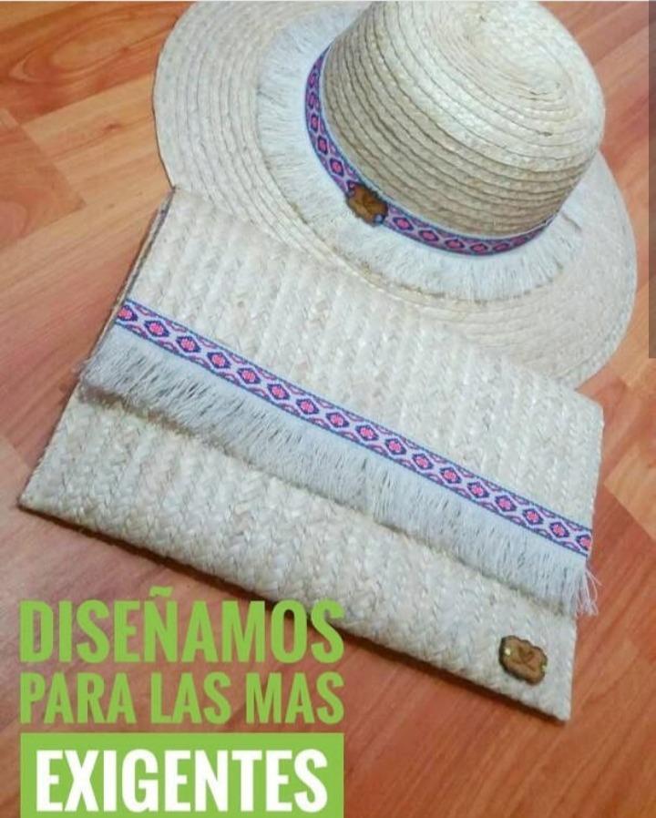 Pavas O Sombreros Playeros Personalizados -   35.000 en Mercado Libre d441d02edac
