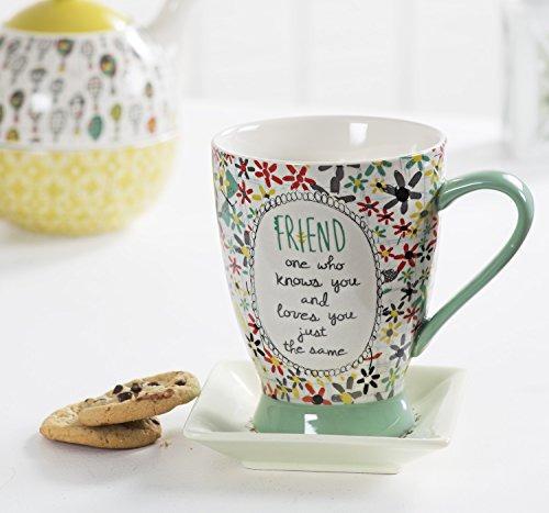 pavilion gift company 74039 taza de cerámica para maestros 1
