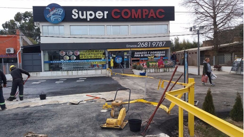 pavimentacion de asfalto