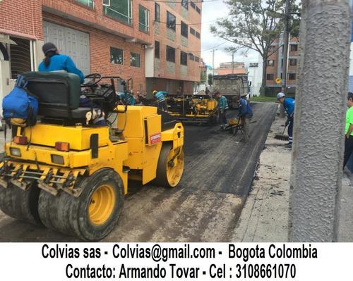 pavimentaciones, asfaltos, pavimentos, vías, parqueaderos