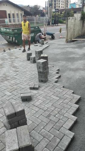 pavimentação