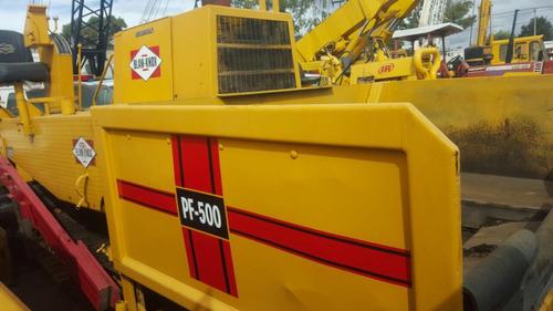 pavimentadora blawknox modelo pf500