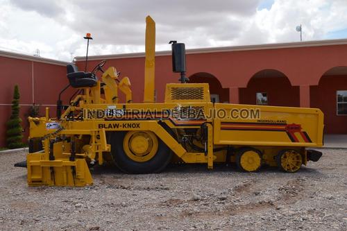 pavimentadora de asfalto blaw knox pf3180 1998 caterpillar