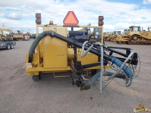 pavimentadora tapa baches remolcable mezclador de asfalto