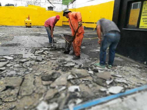 pavimentos,pavimentaciones,asfaltos,imprimaciones en frio