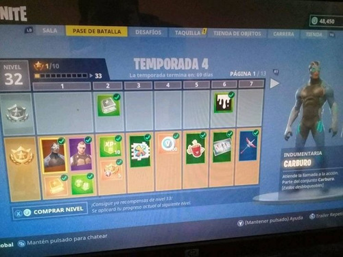pavos de fortnite