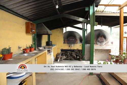 pavos horneados quito servicio de horno de leña quito