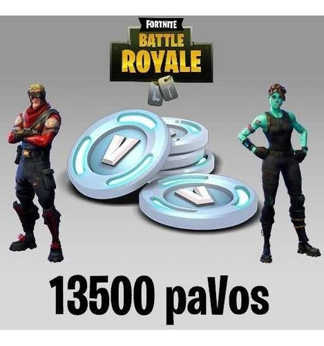 pavos para fortnite ps4/pc