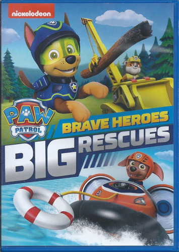 paw patrol brave heroes big rescues hablada en español r-1