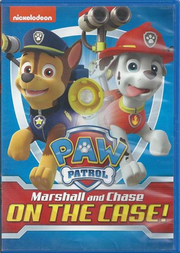 paw patrol colección 4 dvd´s nacionales e importados español