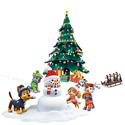 paw patrol look-out-advent calendar