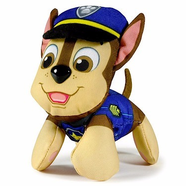 paw patrol muñecos mini pup pals peluche marshall chase smil