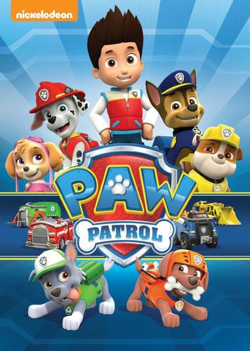 paw patrol paquete de 7 calzones trusa talla 4 envío gratis