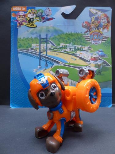 paw patrol patrulla canina juguete coleccionable air rescue