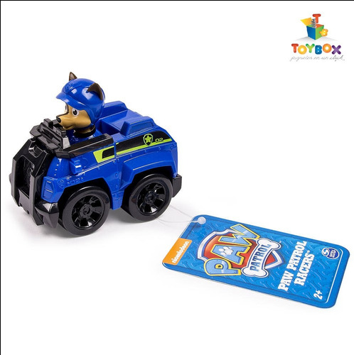 paw patrol patrulla canina racers originales toybox