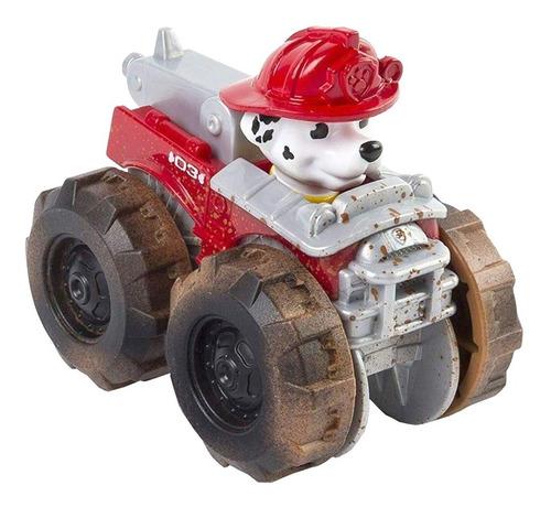 paw patrol patrulla de cachorros con auto chase zuma rubble