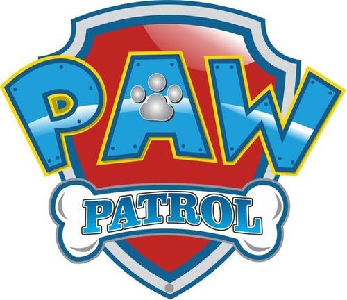 paw patrol super pups patrulla canina combo x 6 + accesorios
