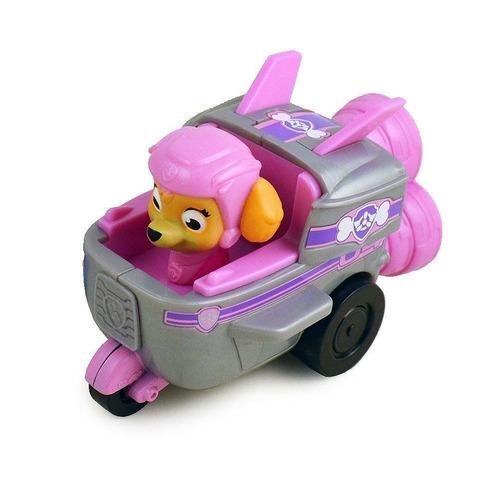 paw patrol vehiculo c/ figura surtido de personajes educando