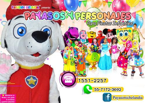 payasos fiesta show