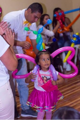 payasos y recreadores para animar tus fiestas infantiles.